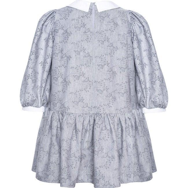 Dress Brunia, Grey