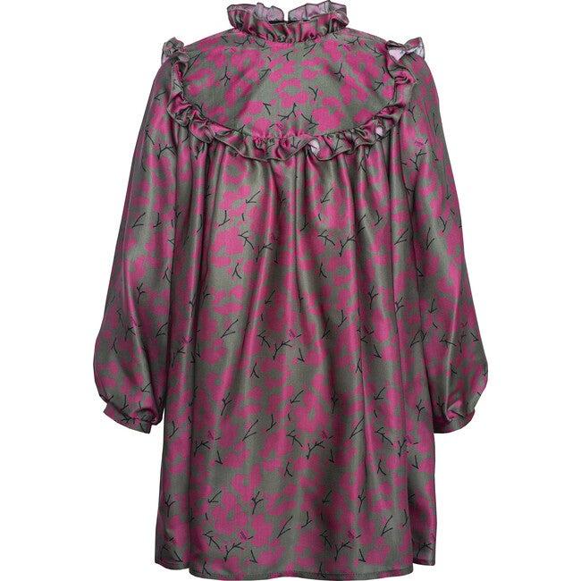 Dress Cranberry, Dark Green