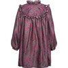 Dress Cranberry, Dark Green - Dresses - 1 - thumbnail