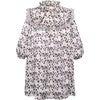 Dress Strawberry, White - Dresses - 1 - thumbnail