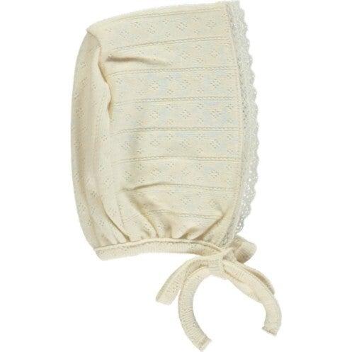Bebe lace Bonnet