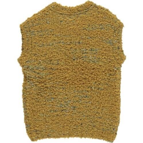 Hazel Vest, Mustard