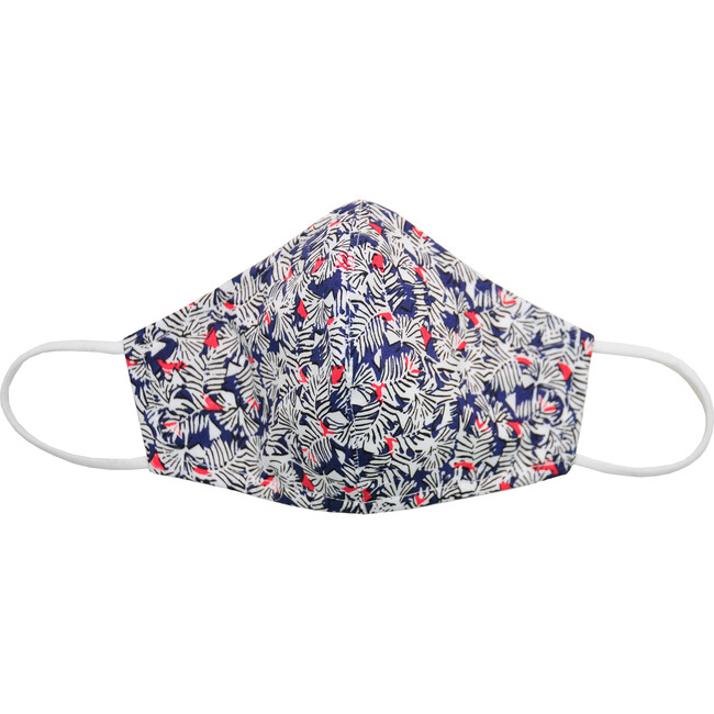 Cotton Face Mask, Abstract Floral