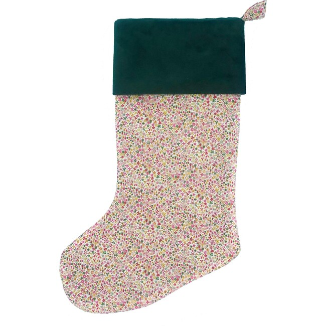 Christmas Stocking, Eve Lasenby Pink