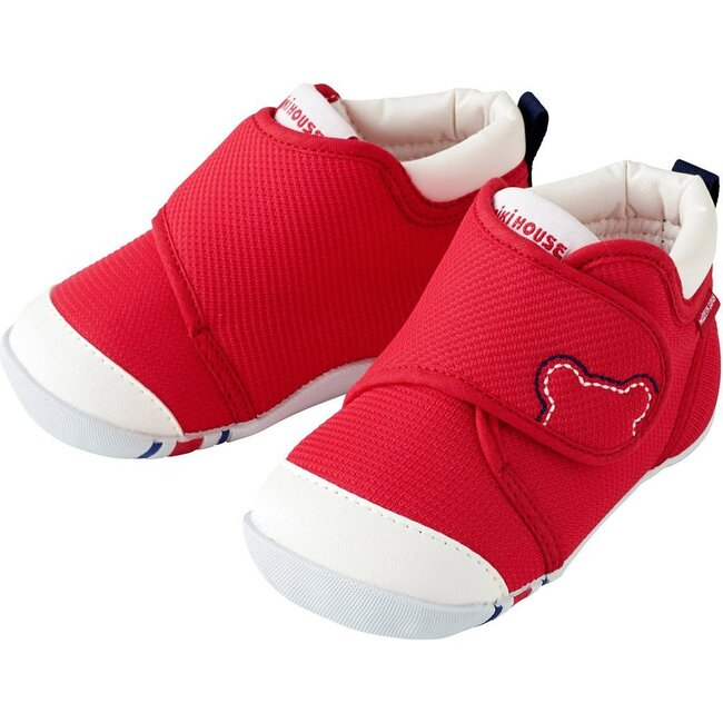 My First Walker Shoes, Classic Red