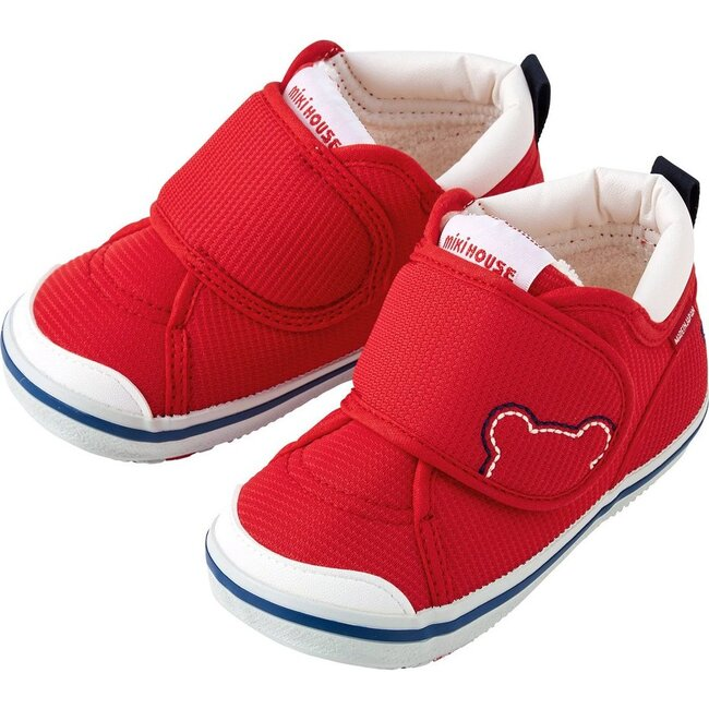 My Second Shoes, Classic Red - Sneakers - 1