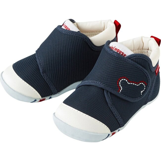 My First Walker Shoes, Classic Navy
