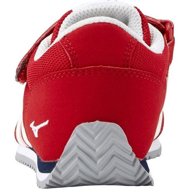 Miki House & Mizuno Kids Shoes, Red