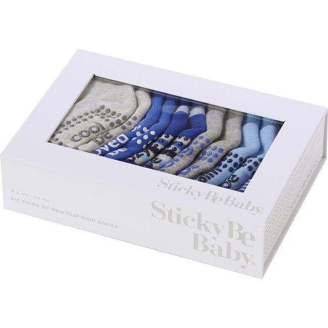 Henry Baby Boy Socks 6 Pack