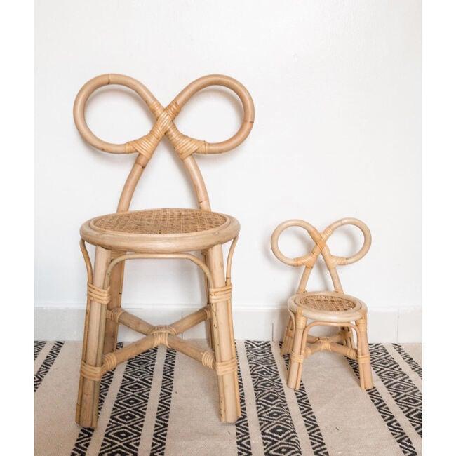 Big Bow Chair, Natural