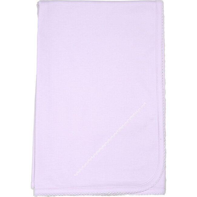 Classic Receiving Blanket, Pink