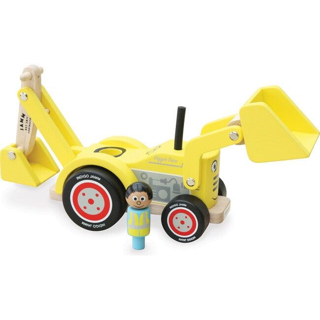 Digger Dave - Push & Pull - 1