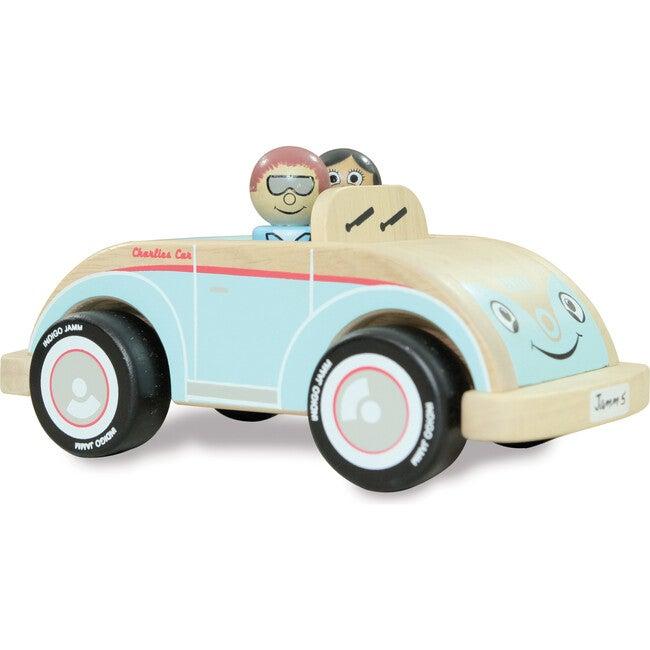 Charlie Car - Push & Pull - 1