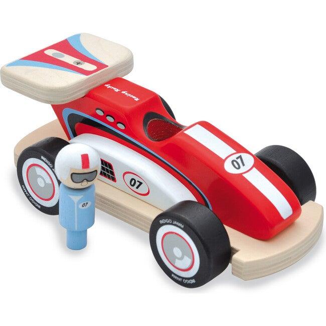 Racing Rocky