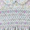 Ashley Smocked Baby Dress, Pastels - Dresses - 4