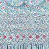 Valerie Smocked Baby Dress, Blue - Dresses - 4