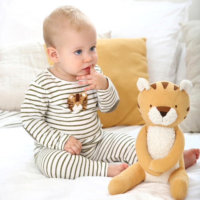 Crochet Tiger Playset