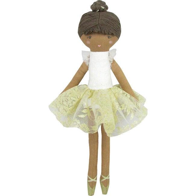 Laura Linen Doll