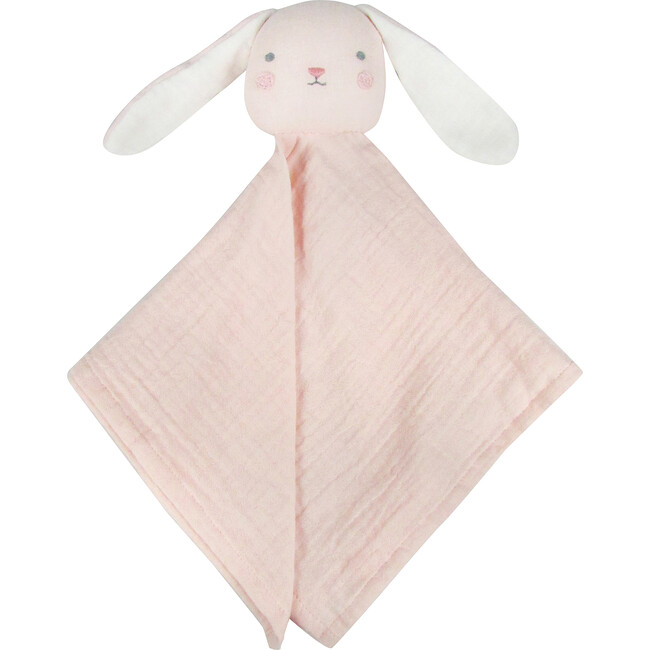 Pink Bunny Cuddle Toy