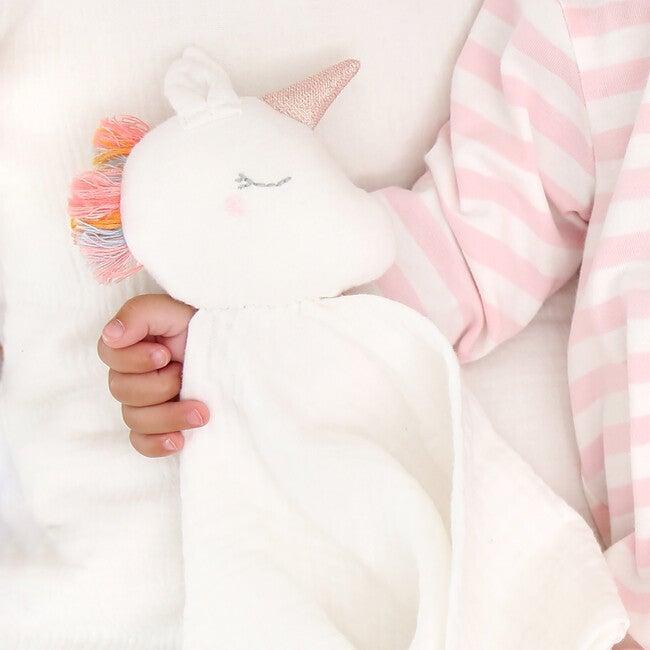 Rainbow Unicorn Cuddle Toy