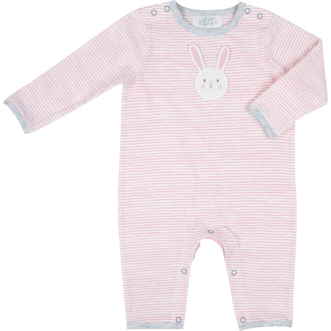 Crochet Bunny Babygro