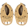 Crochet Cecile Cheetah Booties - Booties - 1 - thumbnail