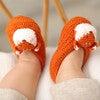 Crochet Fox Booties - Booties - 2