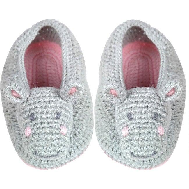 Crochet Harriet Hippo Booties