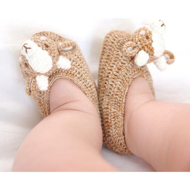 Crochet Gaby Goat Booties