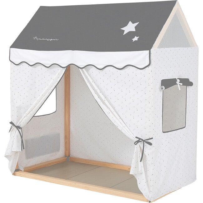 Tipi House Toddler Bed