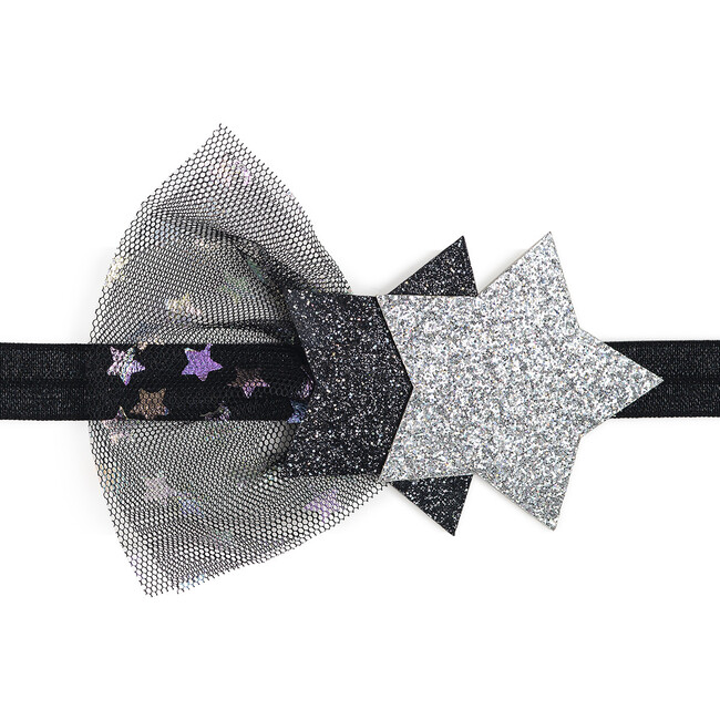 Mystical Stars Soft Headband, Multi - Hair Accessories - 1