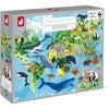 Educational Puzzle: WWF Priorities Species, 350 Pieces - Puzzles - 5