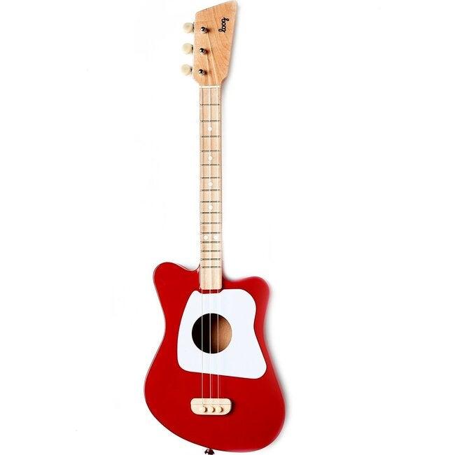 Red Loog Mini 3-String Guitar