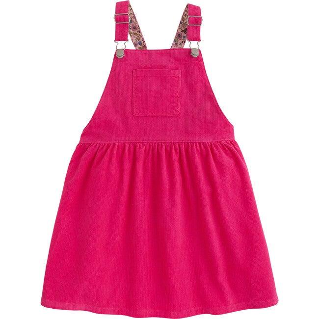 Pippa Pinafore, Hot Pink Corduroy