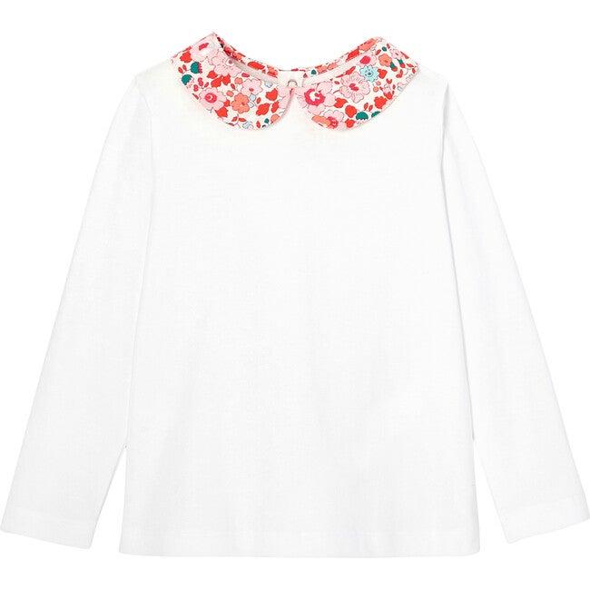 Long-Sleeve T-Shirt, White