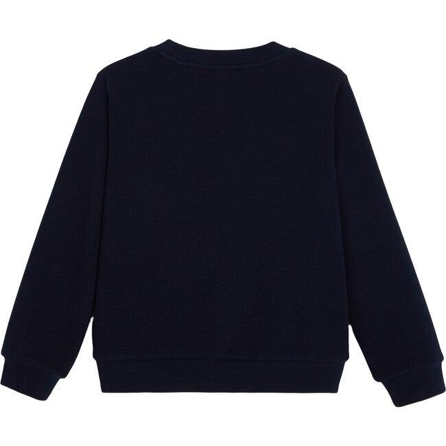 Sweatshirt, Navy Blue