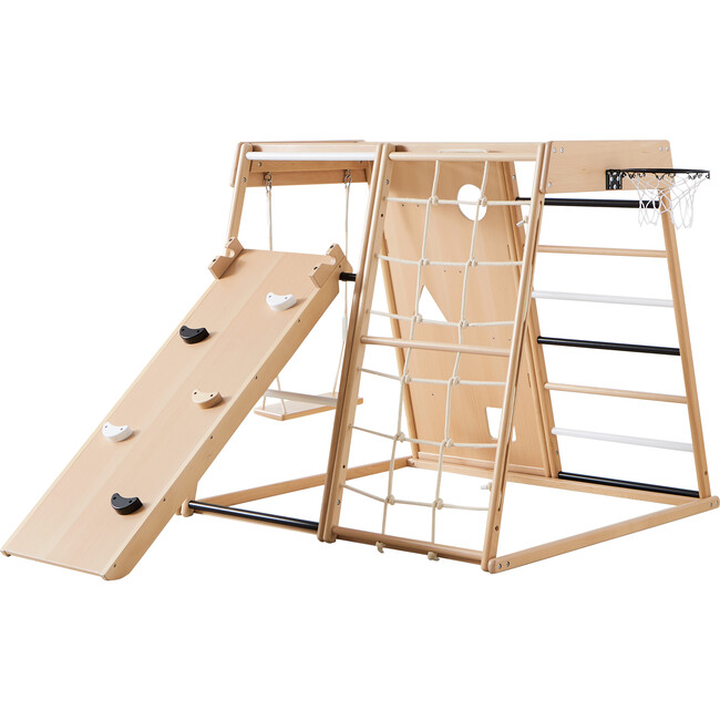 Stay-at-Home Play-at-Home Activity Gym