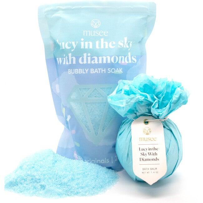 Lucy in the Sky with Diamonds Bath Balm & Soak Duo - Bath Salts & Soaks - 1