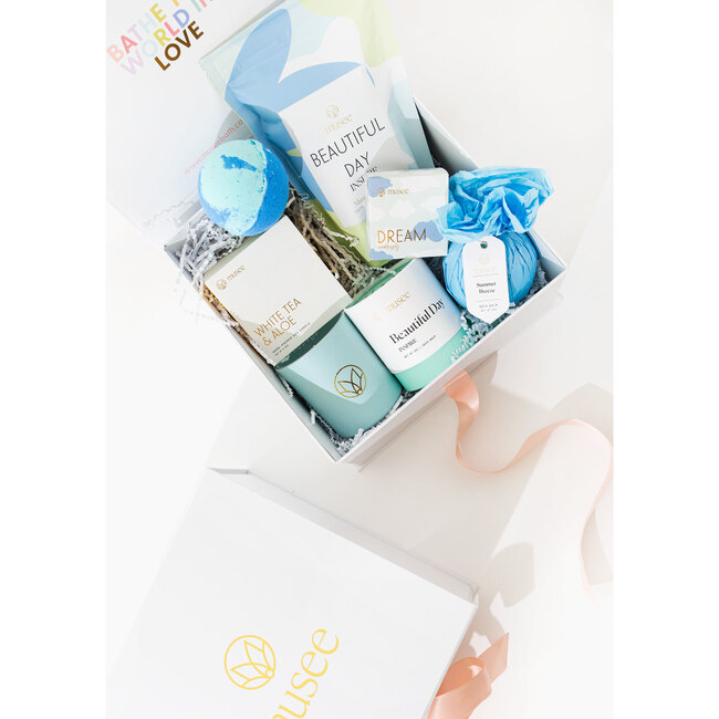 Refresh Bath Gift Set