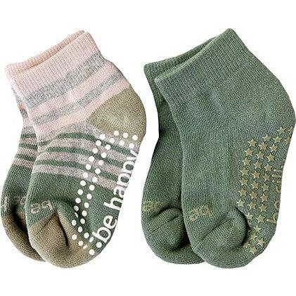 Hunter 2 Pack Grip Socks, Multi