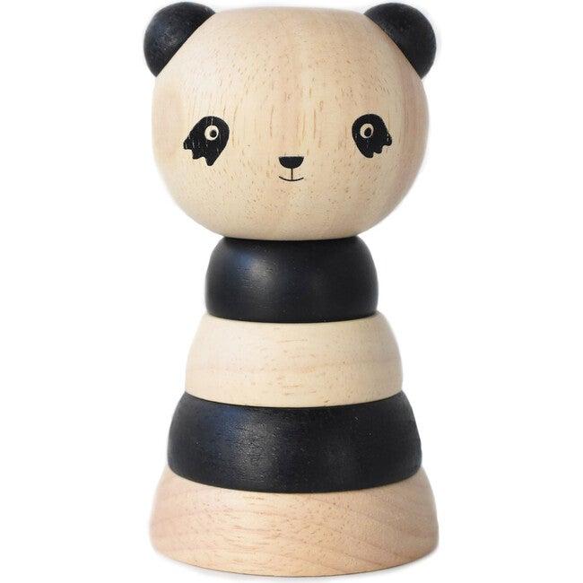 Wood Stacker, Panda - Blocks - 1