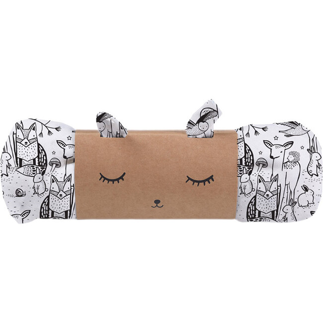 Muslin Swaddle, Forest - Swaddles - 1