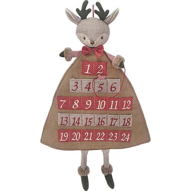 Merry Reindeer Advent Calendar