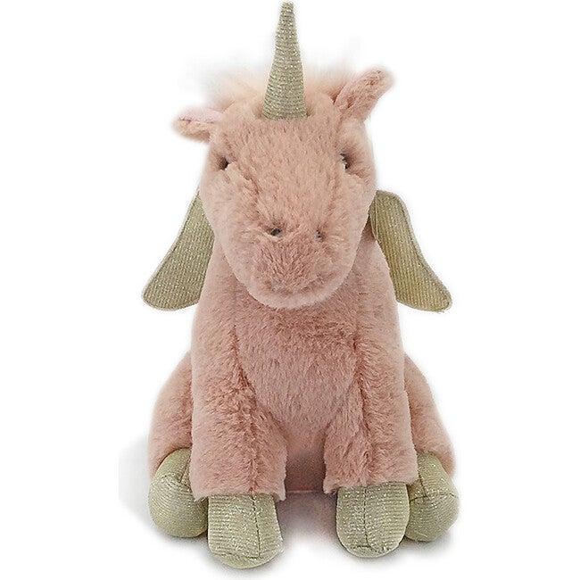 Uliana Plush Unicorn, Pink - Plush - 1