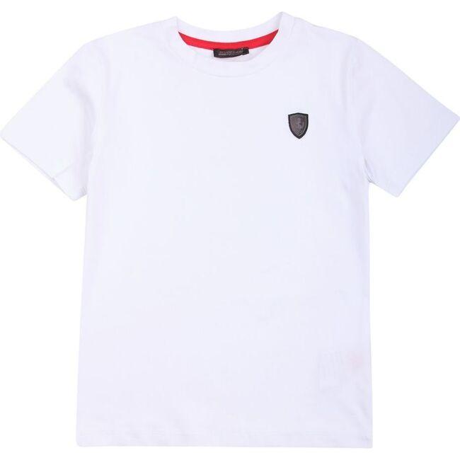 Logo T-Shirt, White