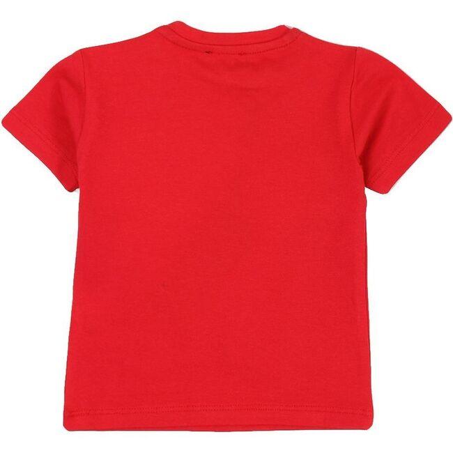 Logo T-Shirt, Red