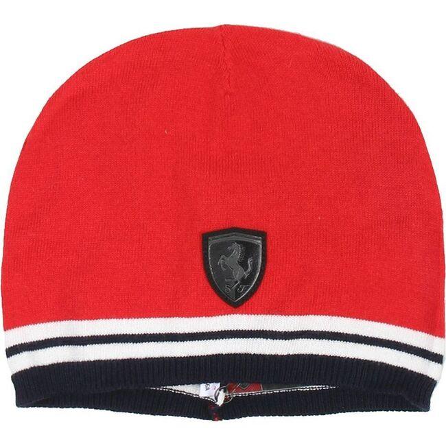 Logo Beanie, Red
