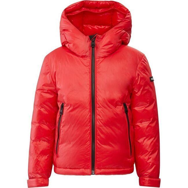 Vix Down Jacket, Red