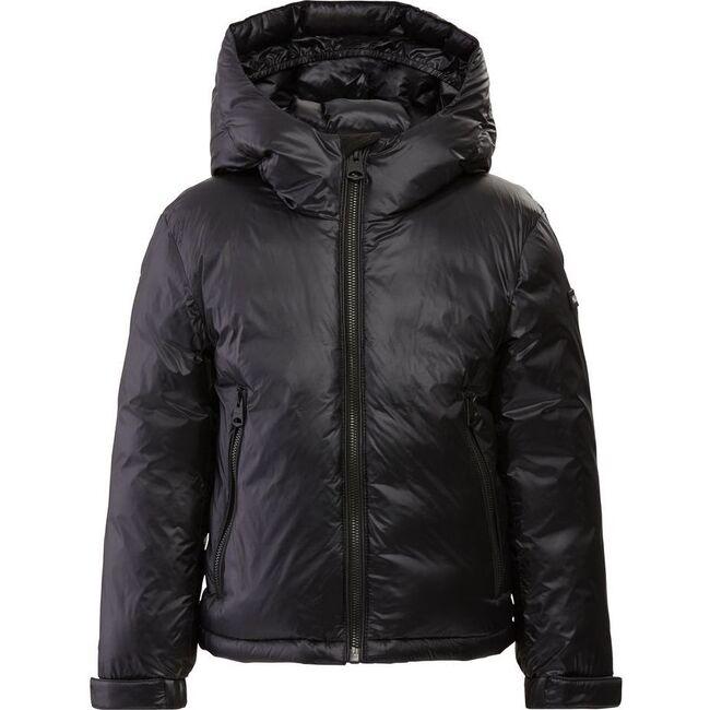 Toddler Vix Down Jacket, Black