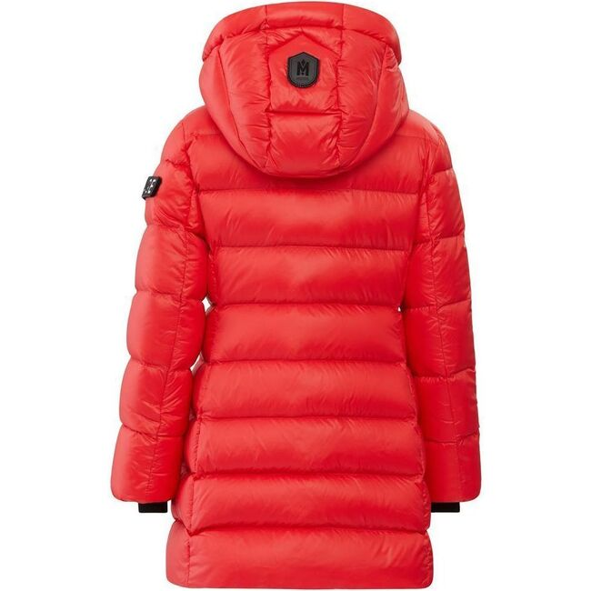 Laney Down Jacket, Red